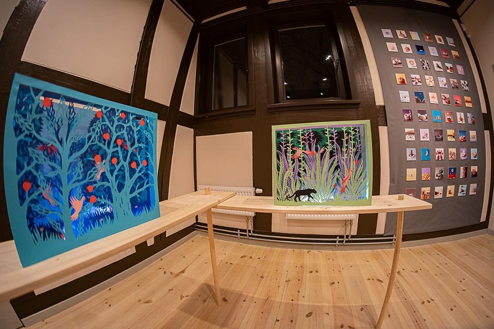 """Interaktyvi paroda """"Mažieji pasauliai"""" laukia lankytojų"""