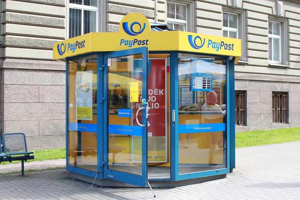 """""""PayPost"""" atnaujiną veiklą"""