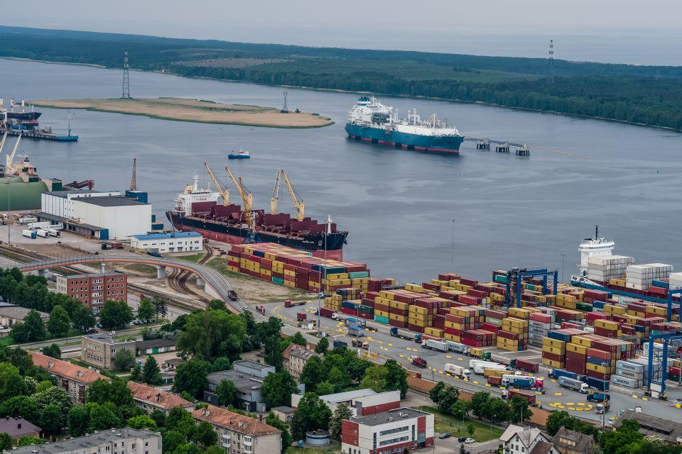 Sieks gauti lėšų uosto valdymui skaitmenizuoti