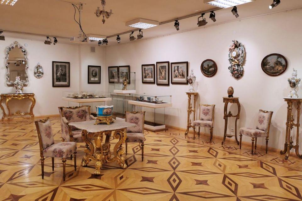 Laikrodžių muziejuje – Porceliano dailės magija