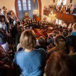 Th. Manno festivalio atidaryme triumfavo bendrystė ir šeimyniškumas