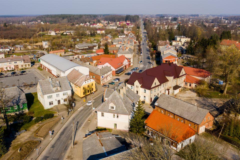Priekuliškiai sulaukė Klaipėdos gatvės rekonstrukcijos