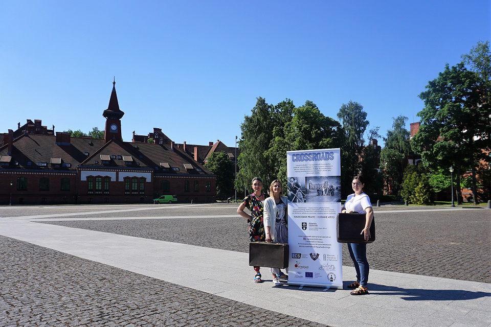 KU miestelyje – patyriminės ekskursijos į  kareivinių ir miesto istorijas