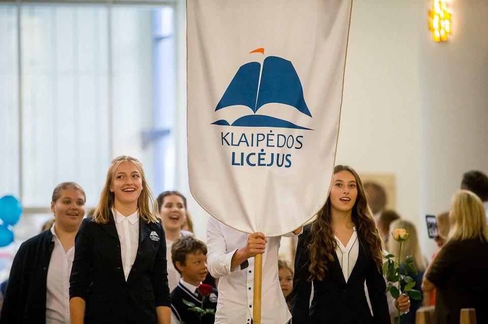 Karantinas nesutrukdė Klaipėdos licėjui likti tarp lyderių