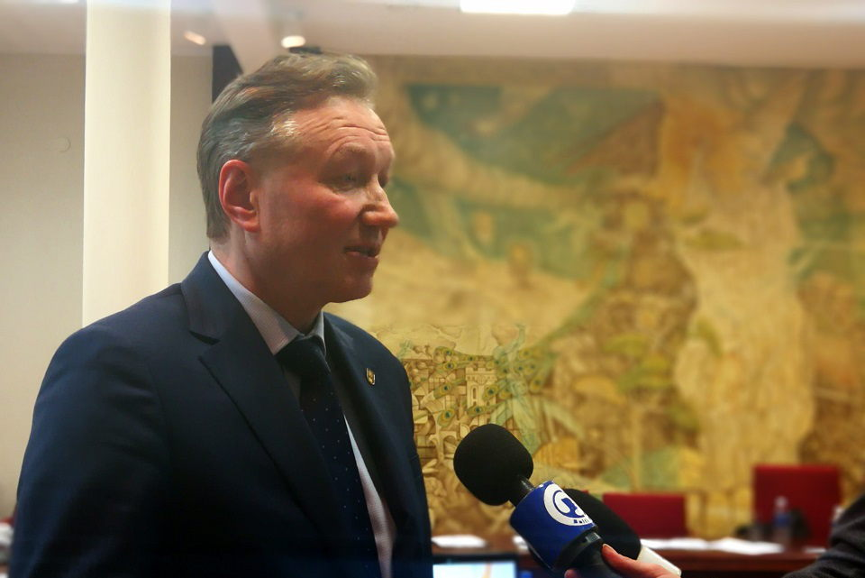 Klaipėdos universitetas pagaliau turi rektorių