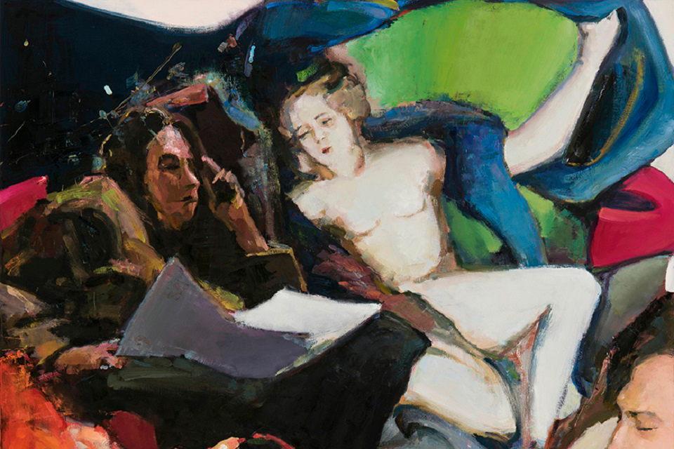 """""""Ramybės"""" galerijoje – Andriaus Zakarausko potėpių pasaulis"""