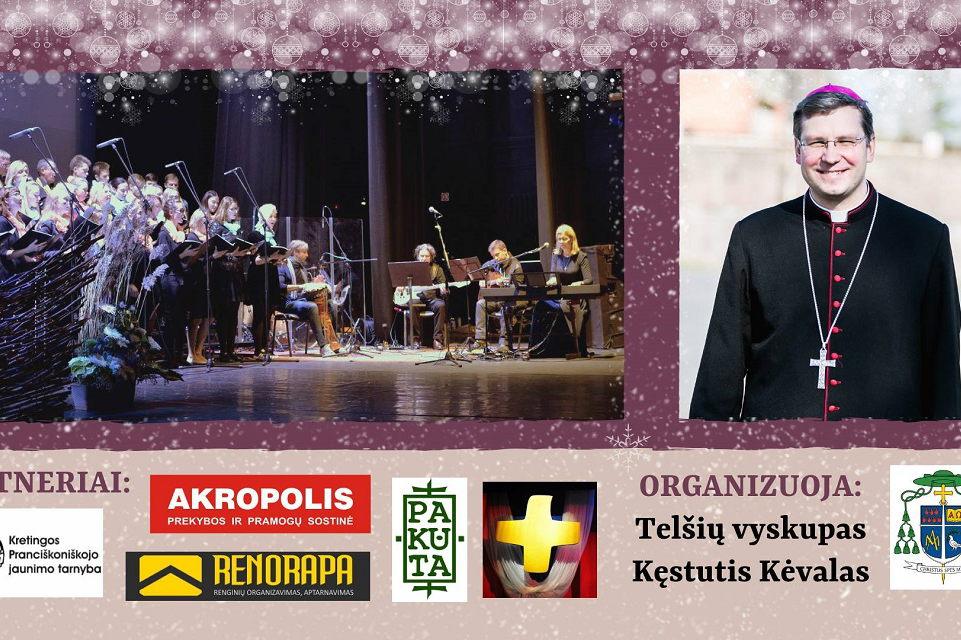 """Kalėdinės giesmės – """"Akropolyje"""""""