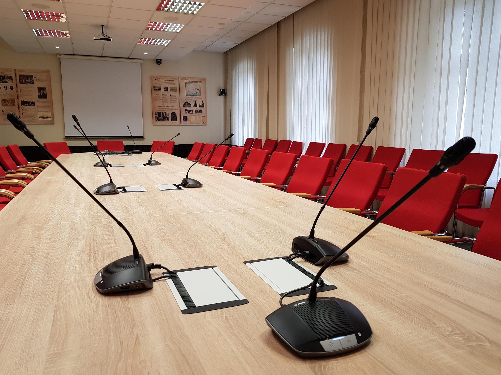 Заседания комитетов горсовета будут транслировать в режиме онлайн