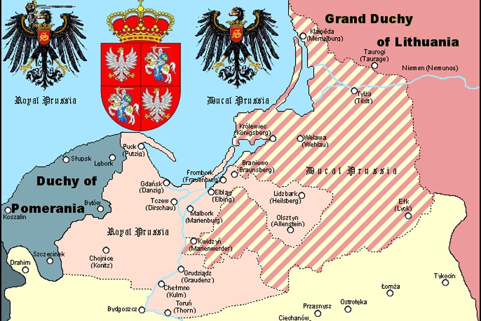 Prūsijos istorija reikalauja peržiūrėti ES biudžeto sudarymą, projektų finansavimą, svarbias Sąjungos sutarties sąlygas