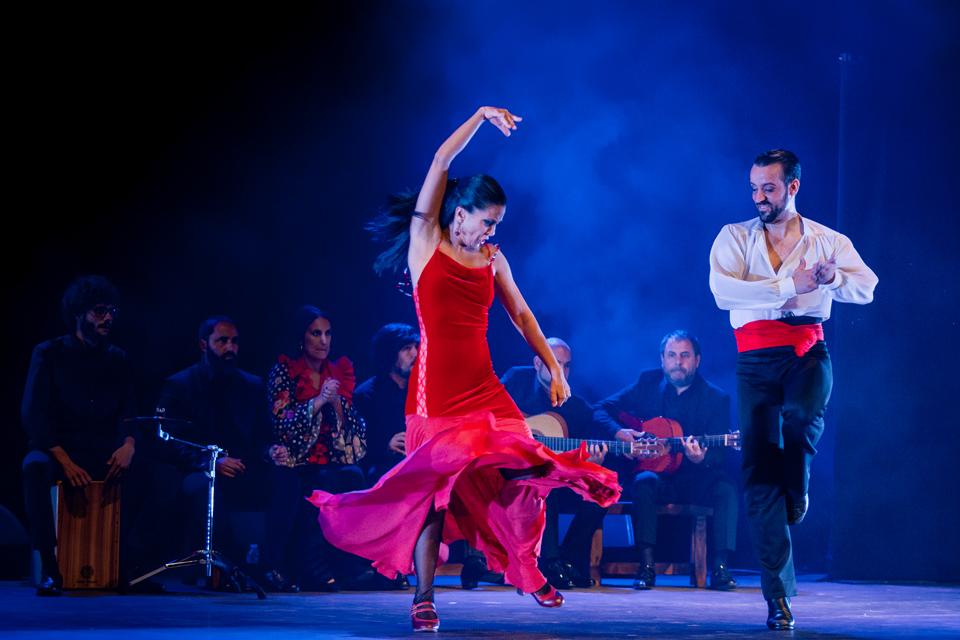 Klaipėdoje – ispaniškas flamenko