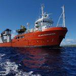 Новые подробности спасения литовского моряка, который провел 16 часов в открытом море