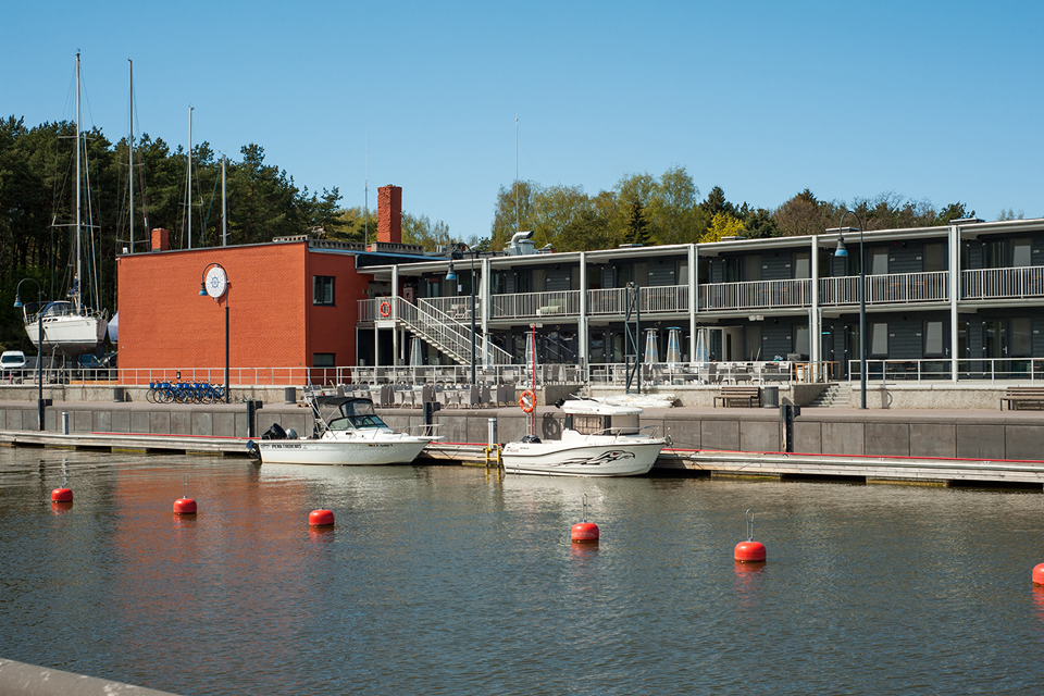 Smiltynės jachtų uosteliui – europinis įvertinimas