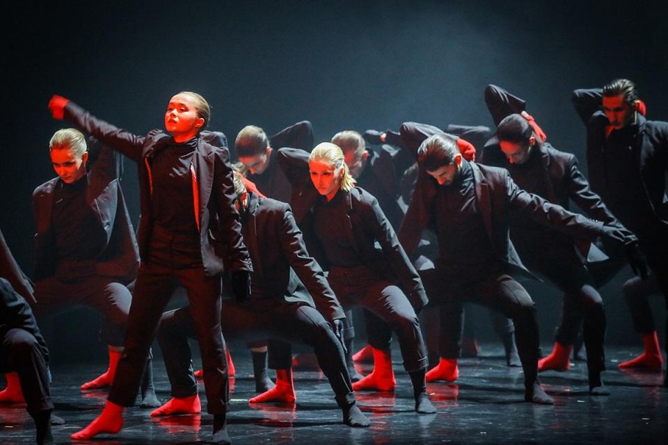 Muzikinio teatro baleto trupę publika apdovanojo ovacijomis
