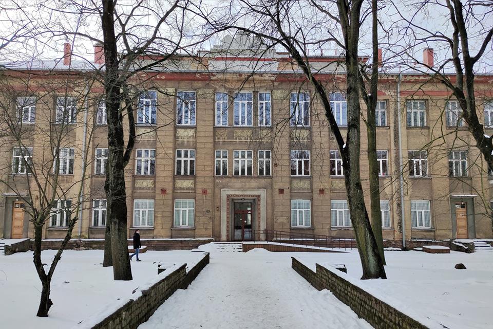 Klaipėdos universitetas pagaliau pardavė vieną iš nereikalingų pastatų