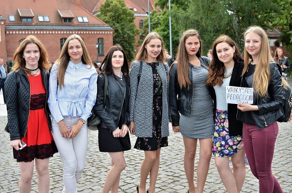 Klaipėdos universitete – beveik 900 pirmakursių