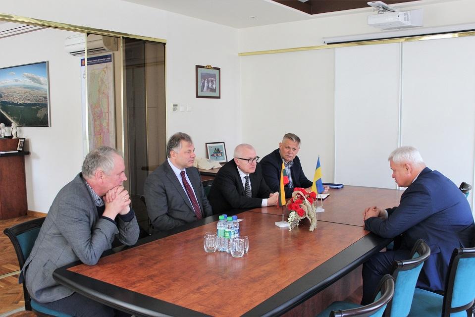 Studijomis Klaipėdoje domisi ukrainiečiai