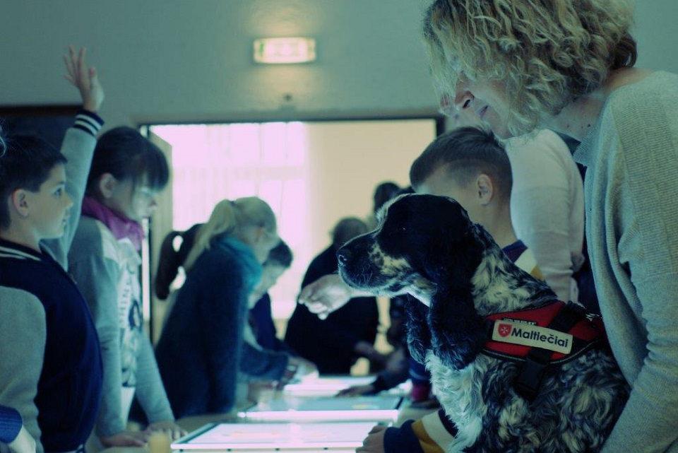 Šuo ir žmogus: susitikimai, kurie įkvepia