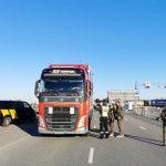 Centriniame Klaipėdos terminale vyko atliekų tarpvalstybinių vežimų patikrinimas