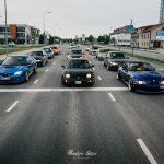 Gargždų gimtadienio proga - automobilių paroda