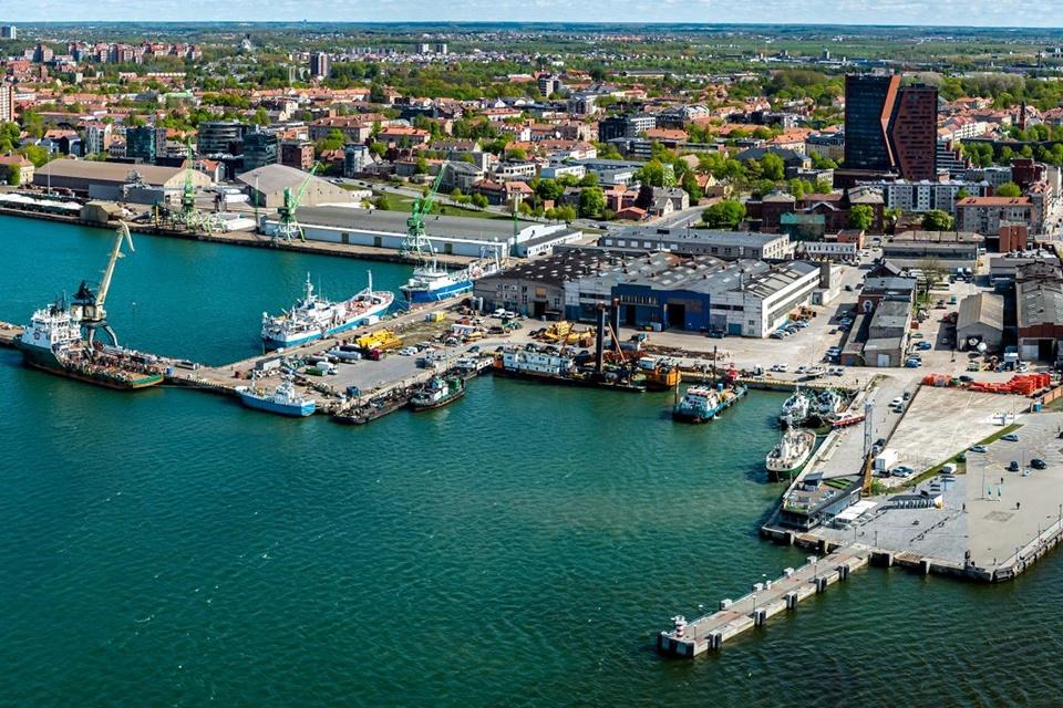 Uosto direkcija paskelbė naujo pastato ir kruizinio terminalo architektūrinį konkursą