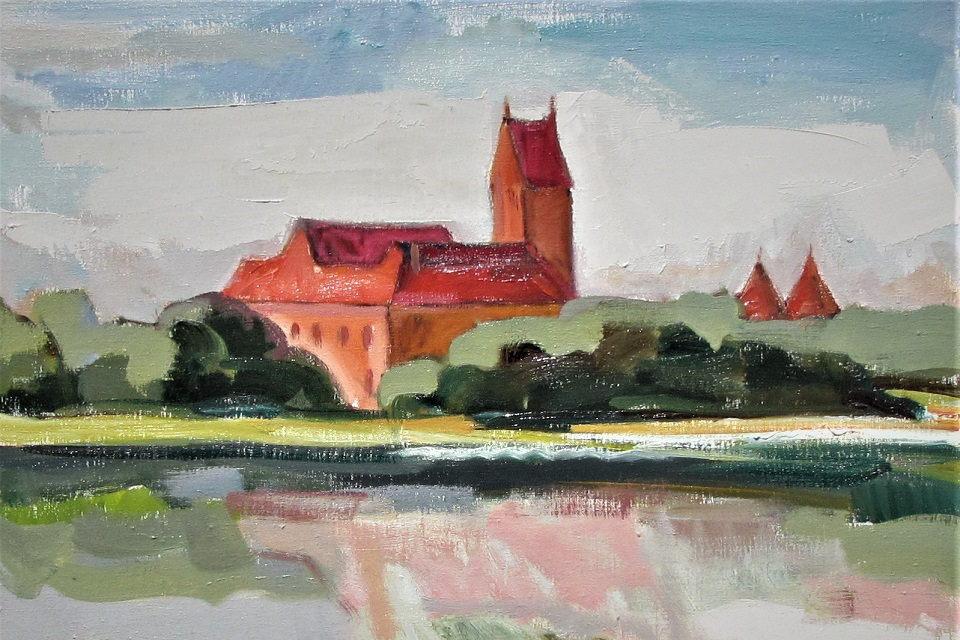 Pristatys Viktoro Šociko tapybą