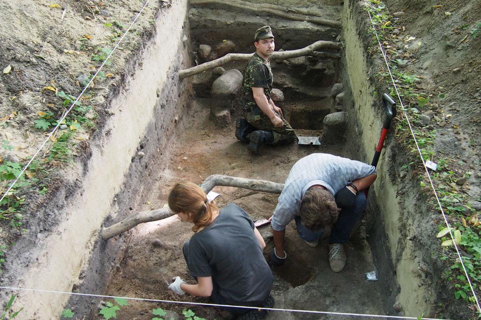 Kukuliškiai – ankstyviausias jūrinis piliakalnis Lietuvoje