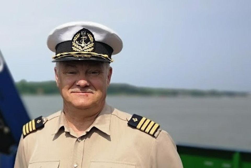 Uosto kapitonas išlydėtas į užtarnautą poilsį