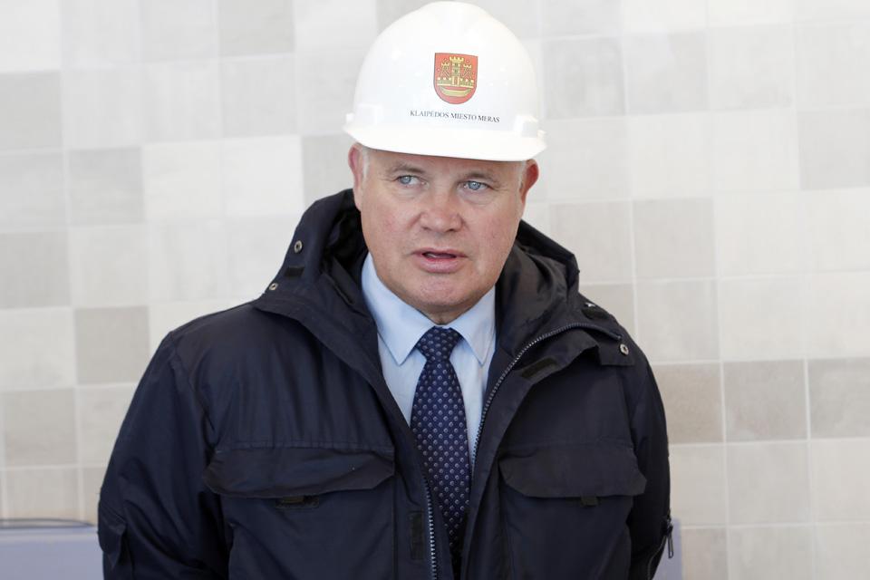 """Vytautas Grubliauskas: """"Neleisiu Klaipėdai nugrimzti į chaosą"""""""