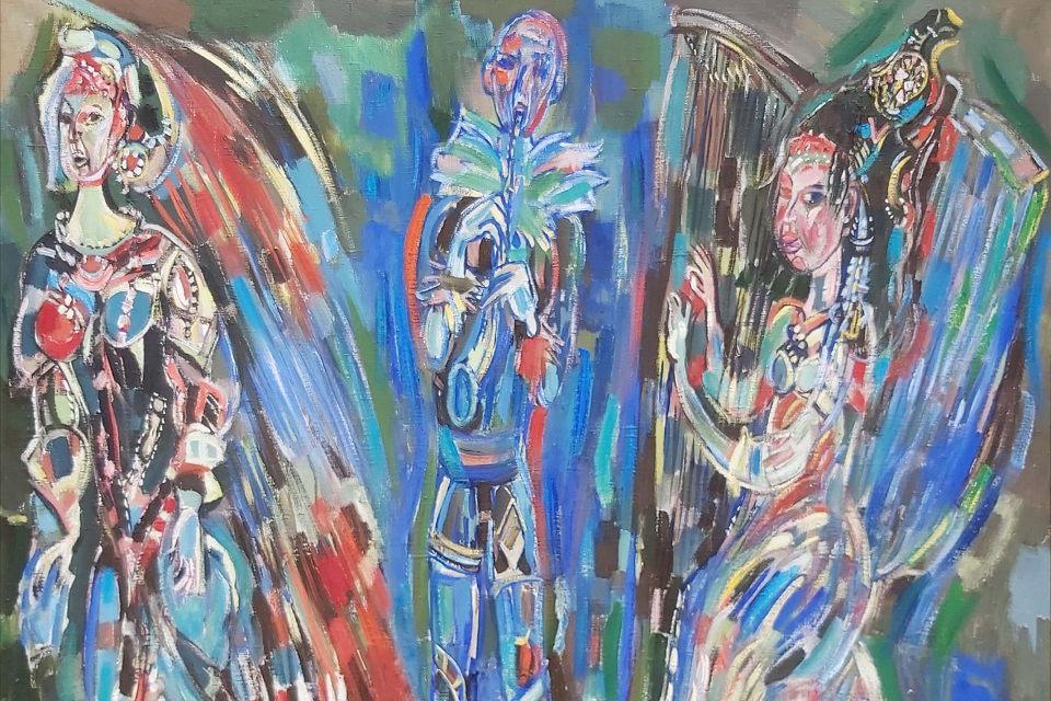 """""""Atidaryta/Open"""": meno kūriniai iš Edmundo Kolakausko kolekcijos"""