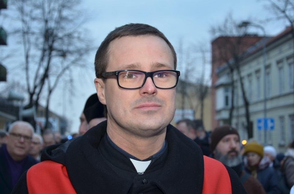 """Kun. dr. Andrius Vaitkevičius: """"Mokykimės pasitikėti"""""""