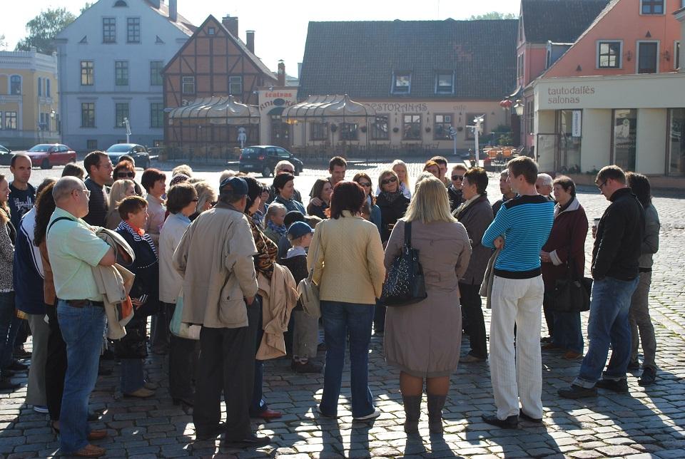 Turizmo dienos proga – nemokamos ekskursijos