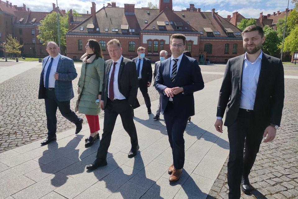 Tęsiasi diskusijos apie universitetinio medicinos centro steigimą Klaipėdoje