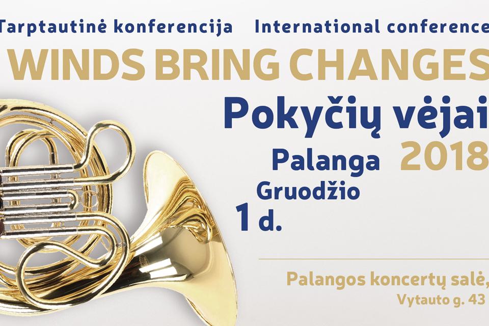 Palangoje – konferencija su koncertu