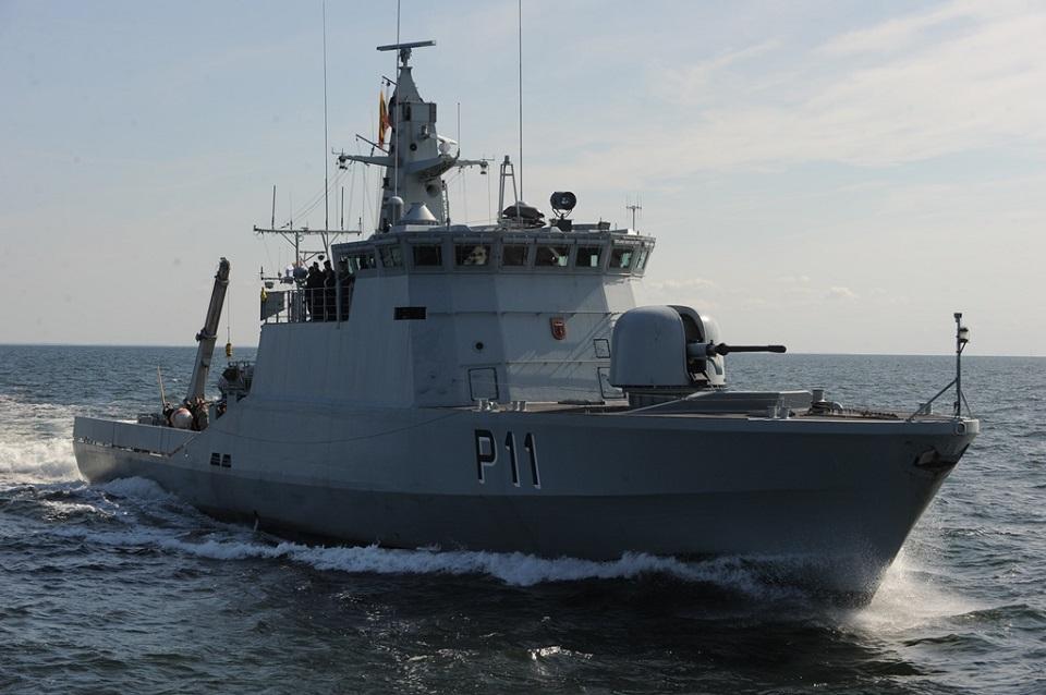 Baltijos jūroje išbandomos naujausios technologijos