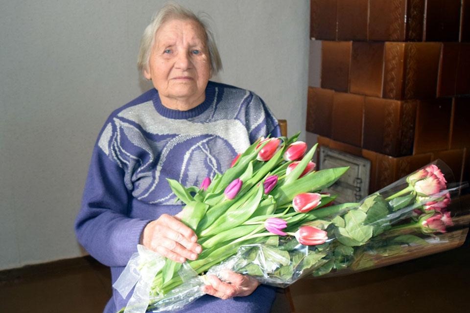 90-metė didžiuojasi buvusi pedagoge