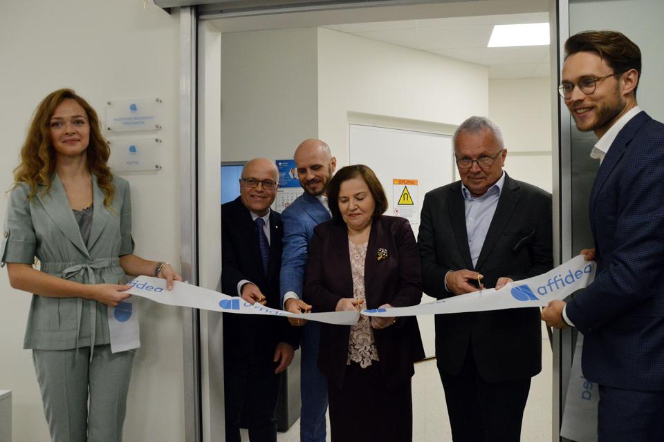 Oficialiai atidarė magnetinio rezonanso tomografijos centrą