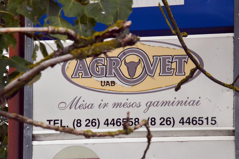 "Virš ""Agrovet"" – vėl bankroto šešėlis"
