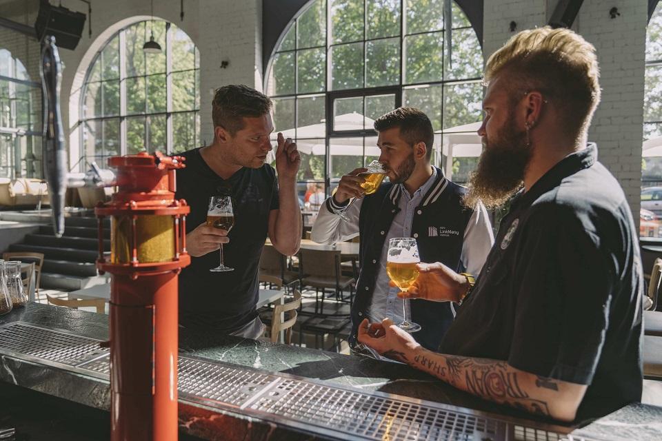 Įvairesnio skonio alų pirmieji galės išbandyti klaipėdiečiai