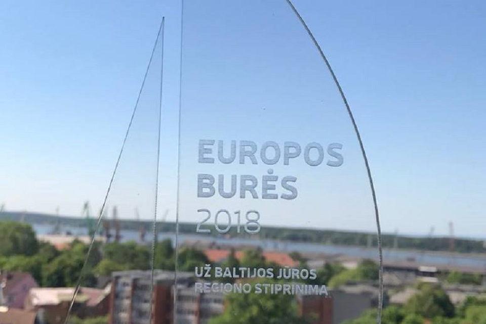 """Uosto direkcijai – """"Europos burės"""""""