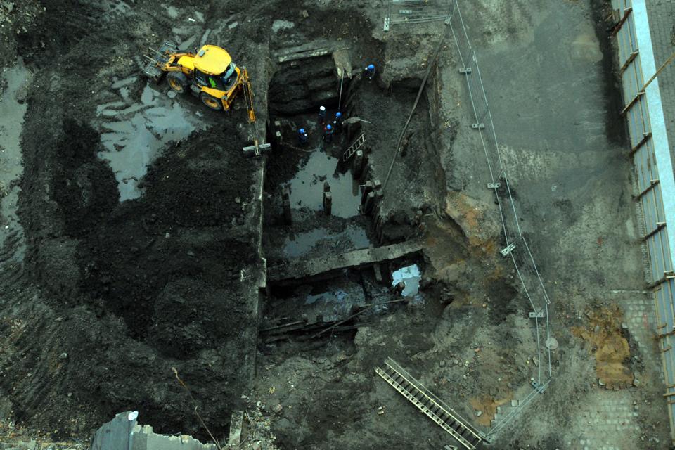 Teatro rekonstrukcija praskleidė neregėtą istorijos šydą