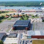 Klaipėdos arena: dešimt metų be pažeidimų