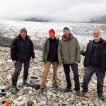 """Arktį tyrinėję KU mokslininkai: """"Plika akimi matyti, kad ledynai mažėja"""""""