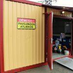 Kur išmesti pavojingas buityje susidarančias atliekas?