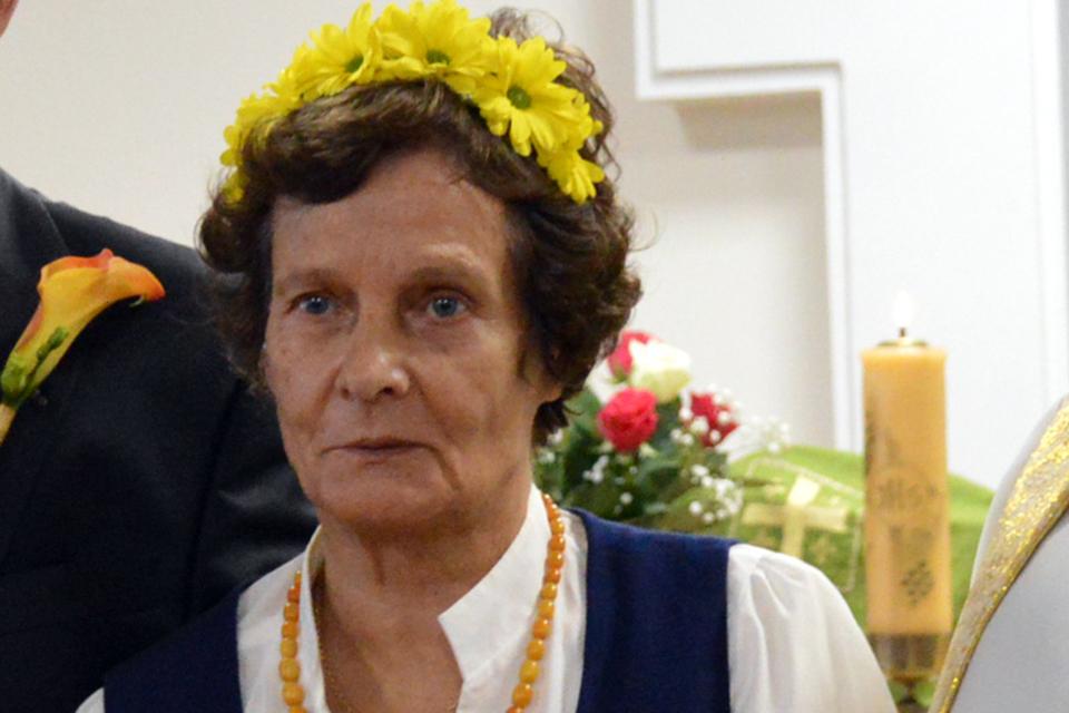 Amžinybėn iškeliavo Milda Aušrienė