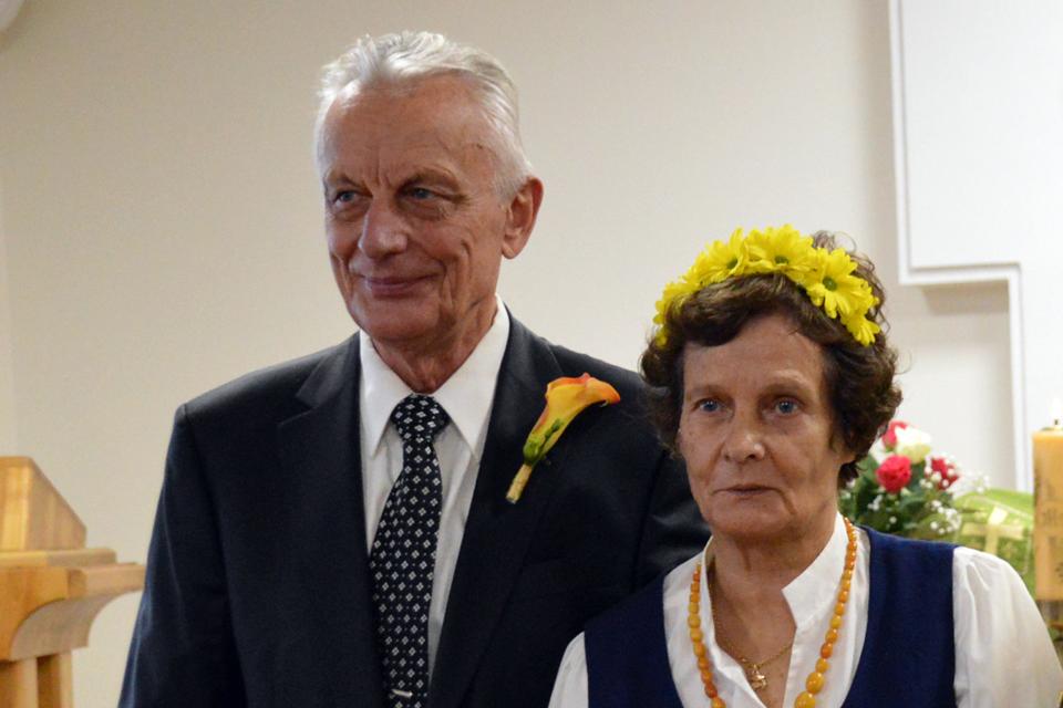 Pusę amžiaus trunkanti meilės istorija