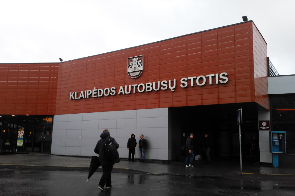 Kviečia į koncertą Klaipėdos autobusų stotyje