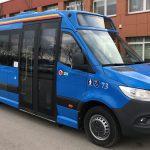 Uostamiestyje - 12 naujų mažųjų autobusų