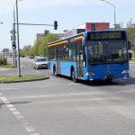 Girtą miesto autobuso vairuotoją atleido iš darbo