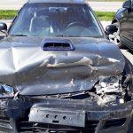Per dvi avarijas nukentėjo penki žmonės ir dviejų mėnesių kūdikis