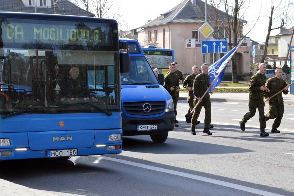 Nuo birželio 1-osios autobusai kursuos vasariškai